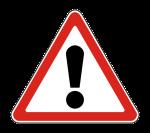 Знак 1.33 Прочие опасности