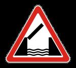 Знак 1.9 Разводной мост