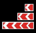 Знак 1.34.2 Направление поворота